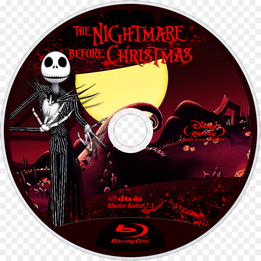 DVD Animaatio STXE6FIN GR EUR The Nightmare Before Christmas - The ...