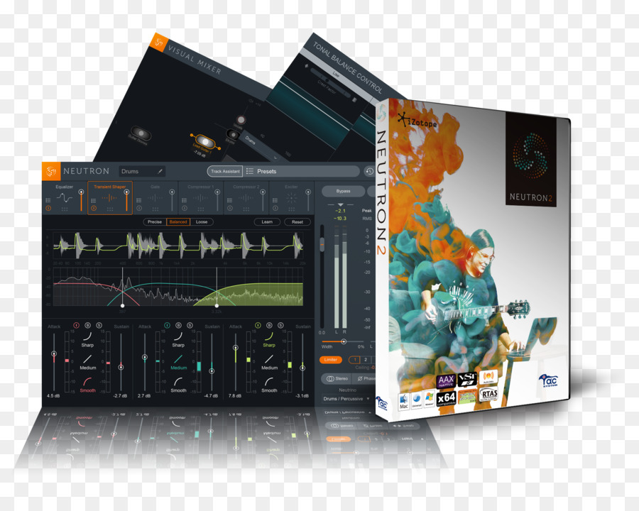 iZotope Computer Software Audio mastering Audio mixing Dynamic range