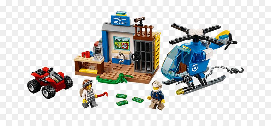 Lego City Toy Lego Juniors Lego 10751 Juniors Mountain Police Chase