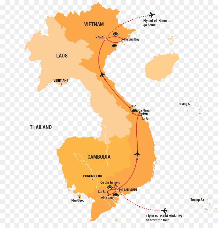 Ho Chi Minh Vietnam Map.Ho Chi Minh City Map Amo Travel Location North Vietnam Map Vietnam