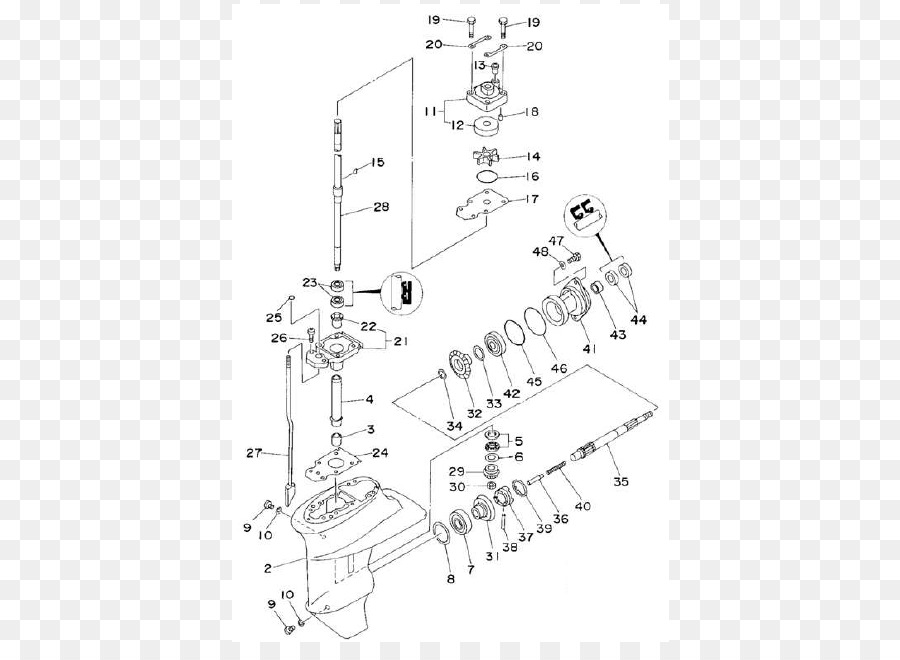 Technical Drawing Yamaha Motor Company Yamaha Corporation