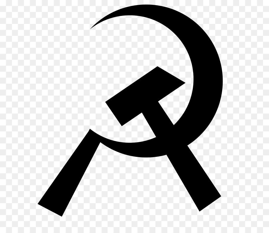 Soviet Union Communist Symbolism Hammer And Sickle Communism