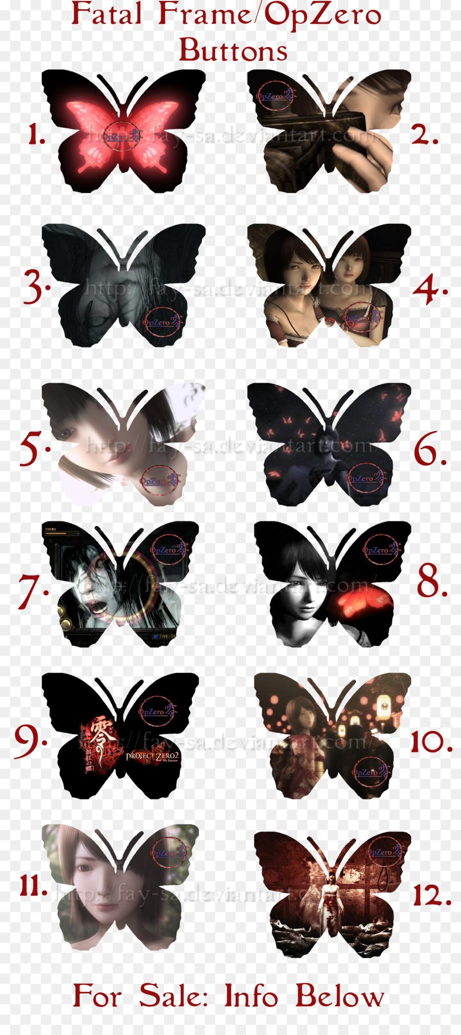 Fatal Frame II: Crimson Butterfly Project Zero 2: Wii Edition Fatal ...