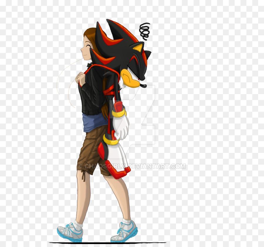 Mascot Headgear Character Clip Art Shadow The Hedgehog Fan Art Png