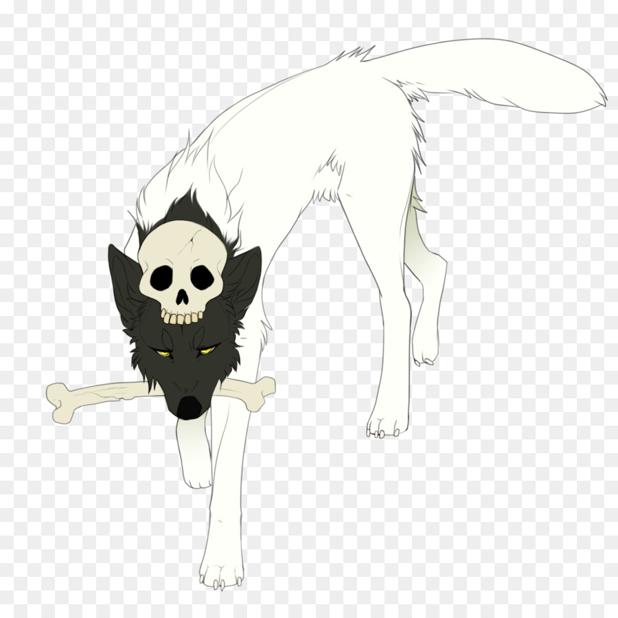 Canidae Cat Dog Sketch - Cat png download - 988*967 - Free ...