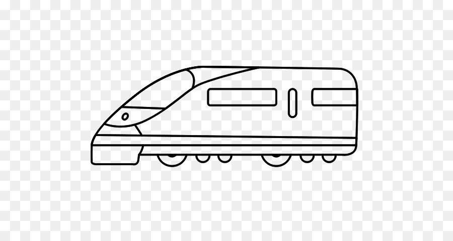 Train Coloring book TGV Transport Thomas - train png download - 600 ...
