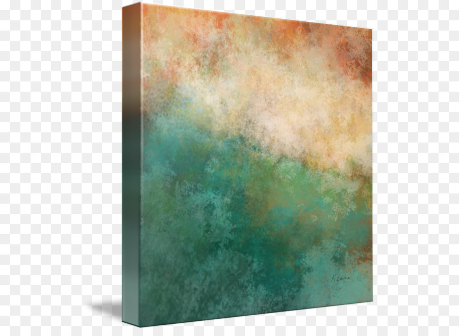 Painting Gallery wrap Picture Frames Canvas Art - painting png ...