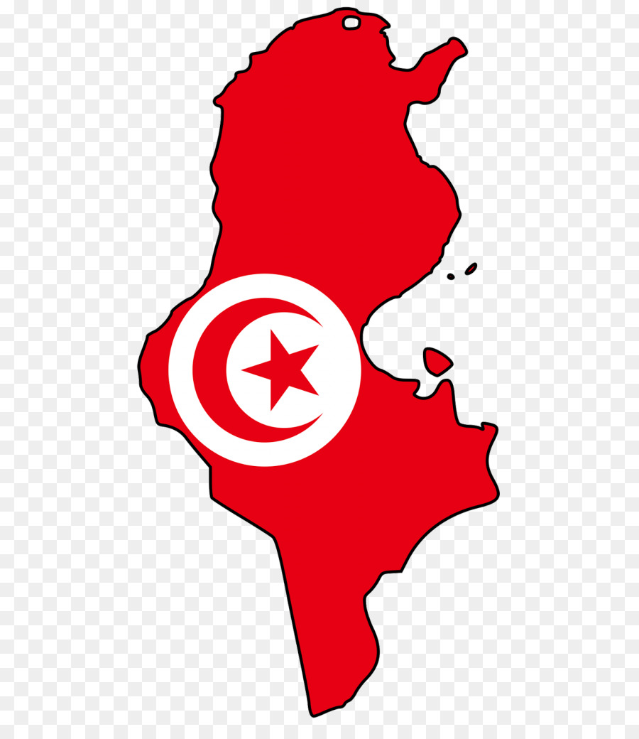 Flag Of Tunisia Map Flag Of Burkina Faso Iso 216 Png Download