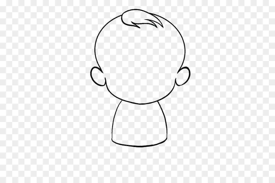 Drawing Infant Cartoon Sketch Ear Drawing Png Download 678600