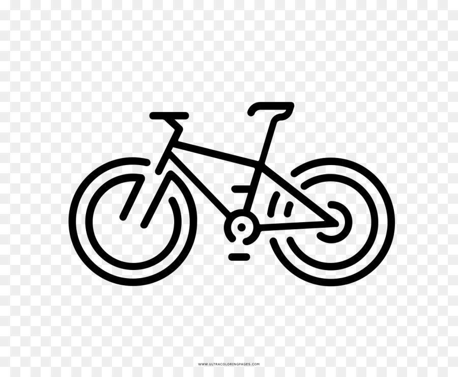Libro Da Colorare Di Biciclette Da Corsa Mountain Bike Bicicletta