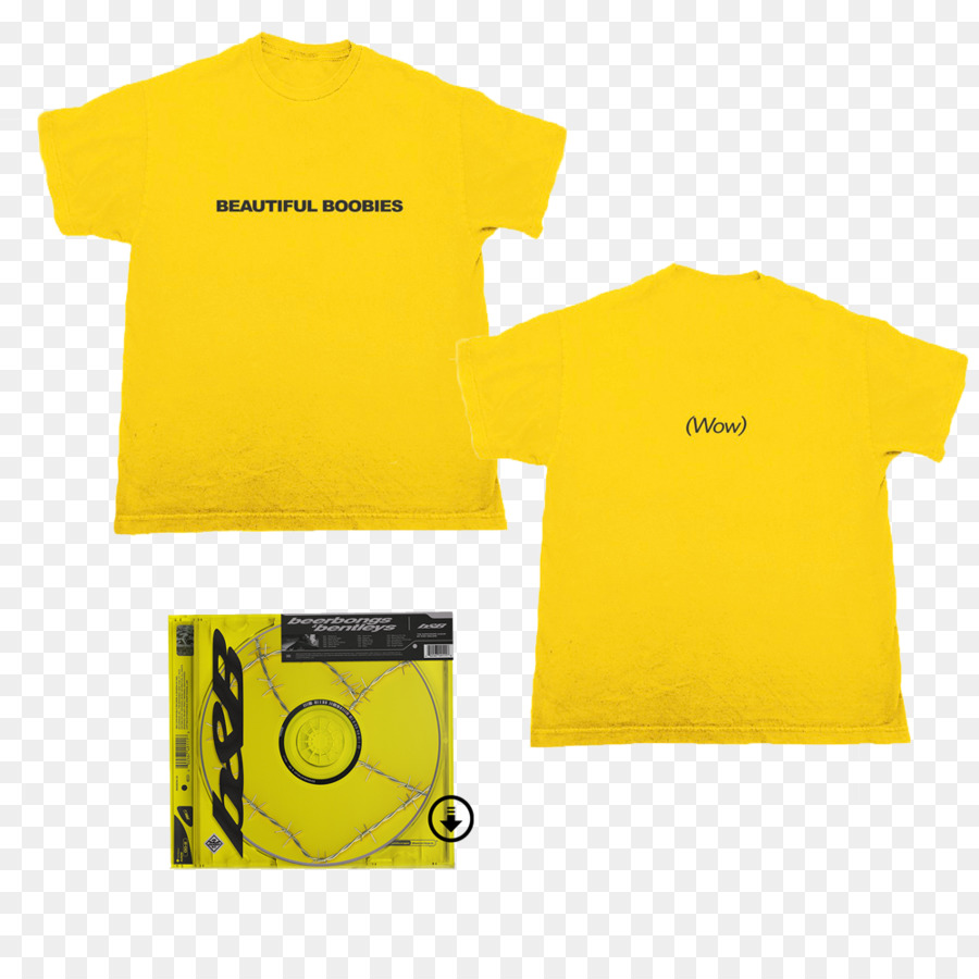 printed t-shirt beerbongs & bentleys psycho - t-shirt png download
