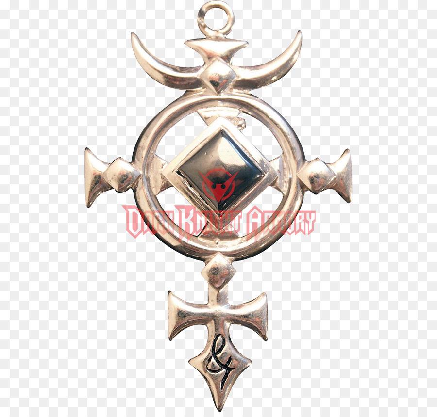 Michael Cross Archangel Amulet Talisman Amulet Png Download 850