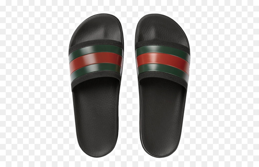 198717818 Slide Flip-flops Gucci Sandal Shoe - sandal png download - 580 580 - Free Transparent  Slide png Download.