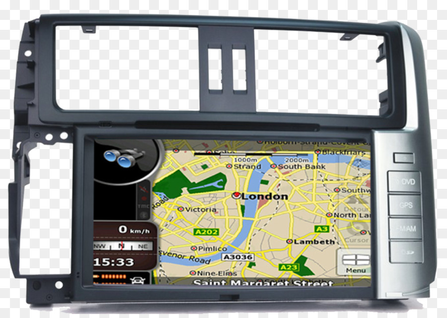 Car 2013 Honda Accord Toyota Land Cruiser Prado GPS Navigation Systems   Car