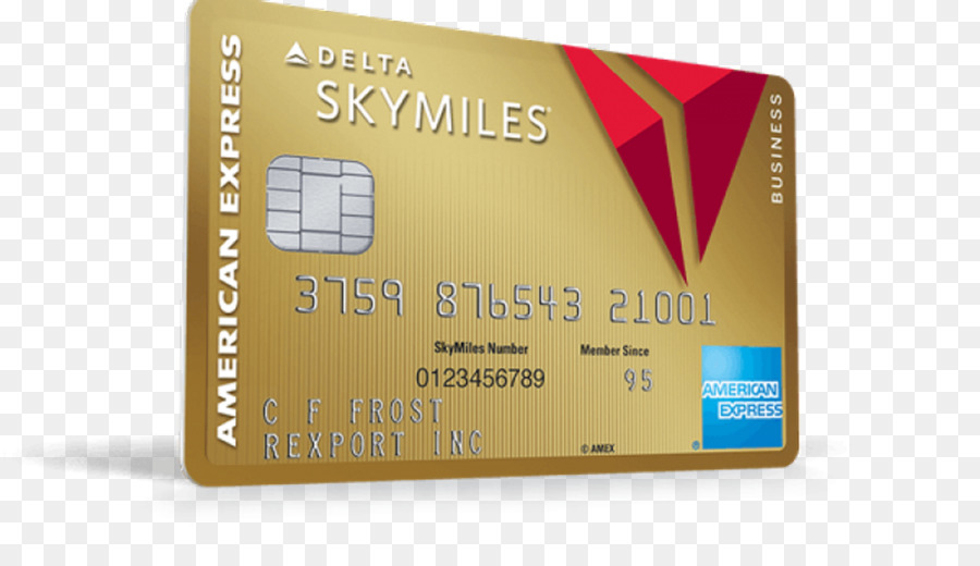 Delta Air Lines Skymiles American Express Airline Credit Card