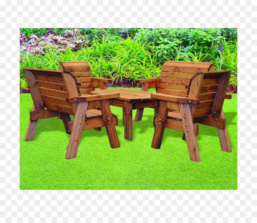 Mobilier de jardin Table Banc de Jardin design - Table ...