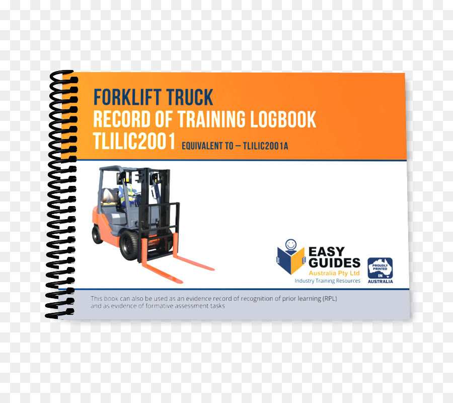 Forklift Operator Logbook Training Manual Others Png Download