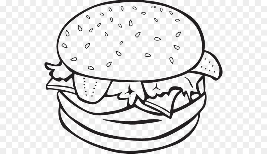 Hamburguesa con queso Hamburguesa con papas a la francesa de la ...