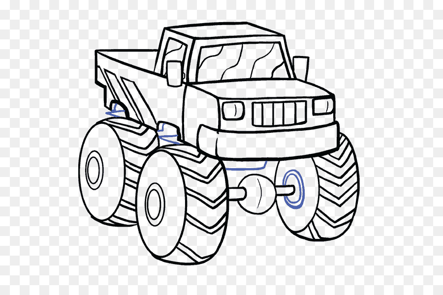 Monster Trucks Png Download 678 600 Free Transparent Pickup