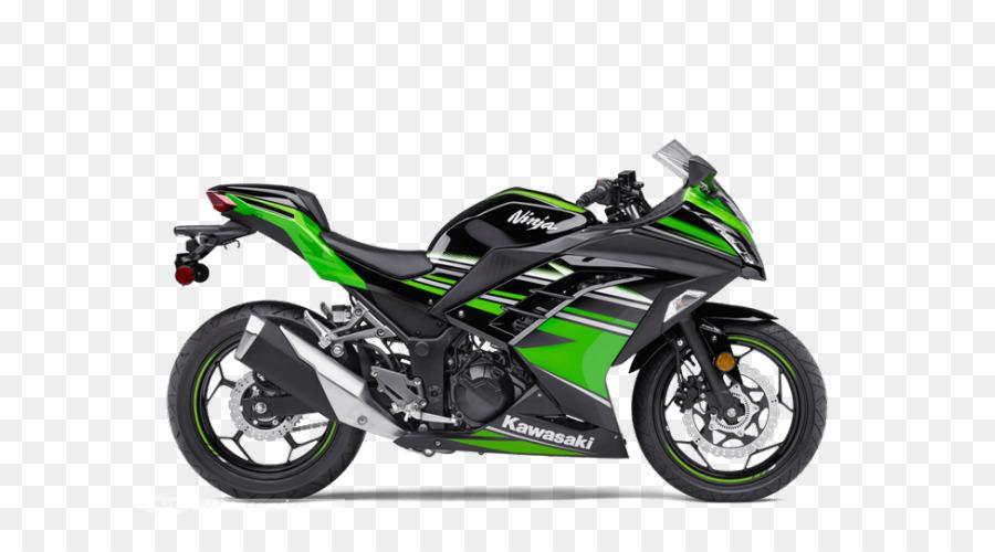 Kawasaki Ninja 300 Motorcycles Sport Bike