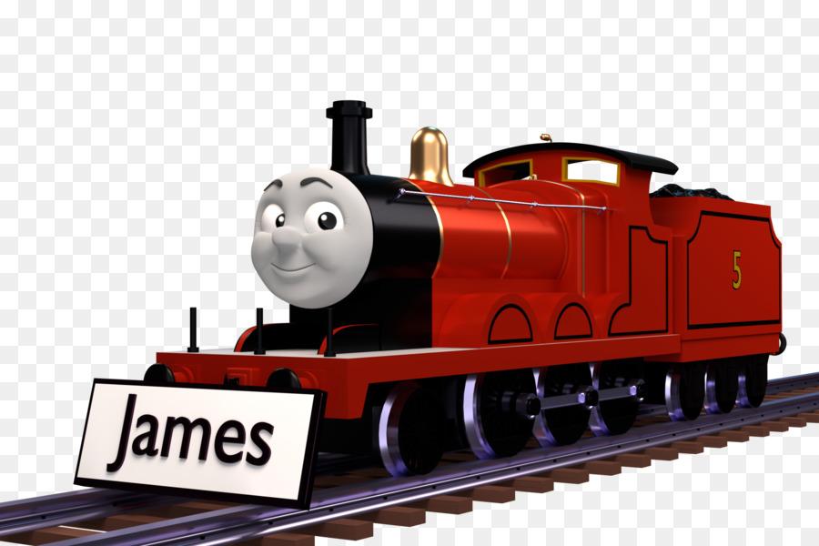 Thomas Train Enterprising Engines James The Red Engine Locomotive