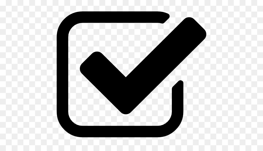 Font Awesome Check Mark Computer Icons Font Check Symbol Png