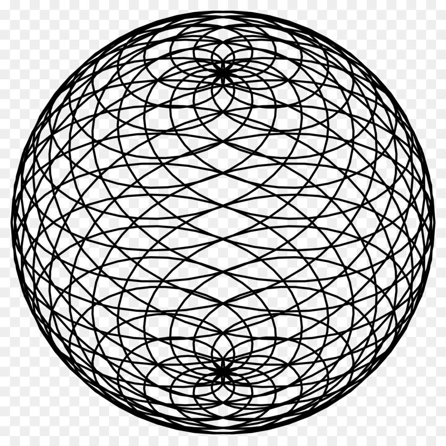 Website wireframe Wire-frame model Sphere Clip art - design png ...