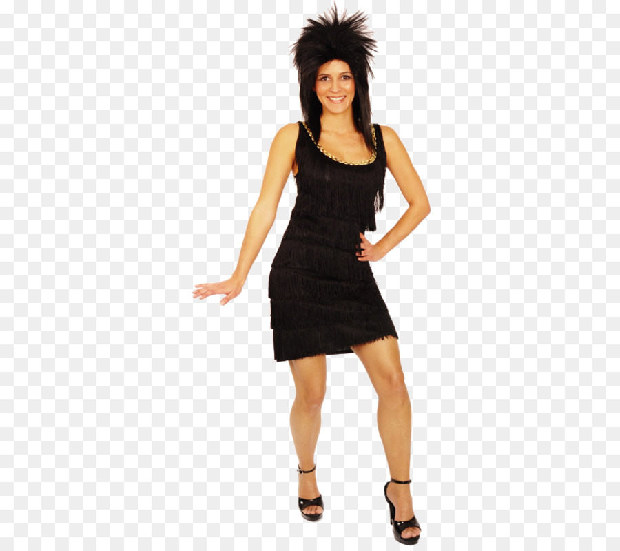 Ike Tina Turner Little Black Dress Halloween Costume Dress Png