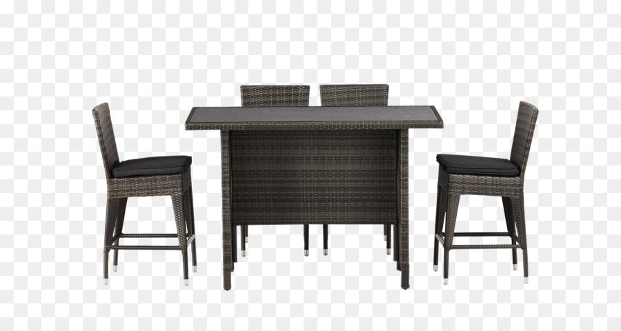 Tabella mobili da giardino sedia sgabello da bar tabella