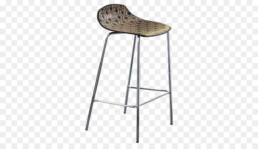 Sgabello da bar sedia tavolo in acciaio tabella scaricare png