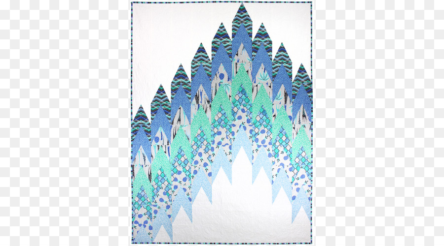 Textile Quilt Hawthorne Threads Sewing Pattern - others png download ...