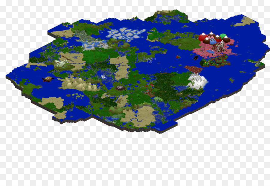 Minecraft Earth World Inner Core Others Png Download 1083 738