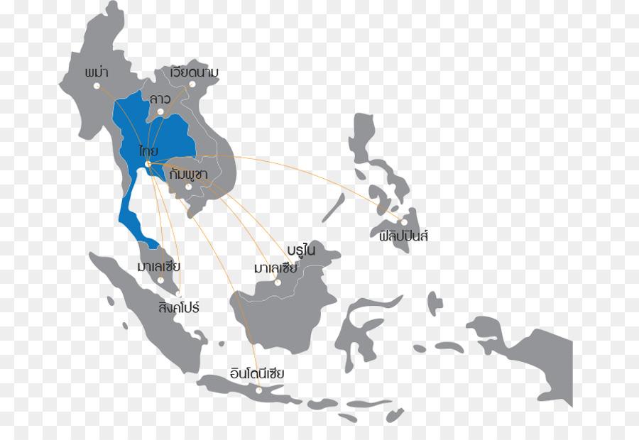 Association Southeast Asian Nations Asean Economic Community Peta Dunia Asia