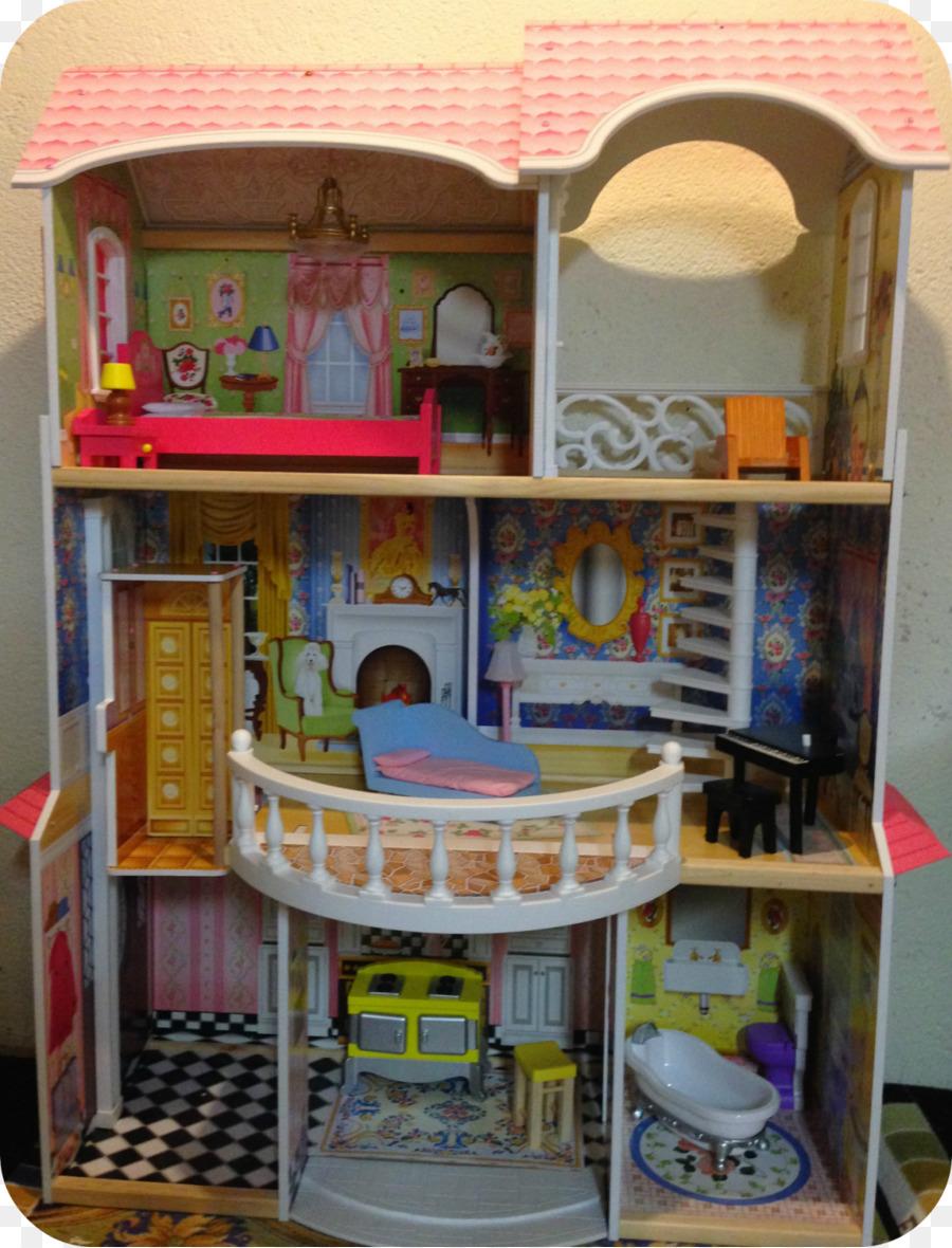 Dollhouse Kidkraft Magnolia Mansion Barbie Peg Wooden Doll Doll