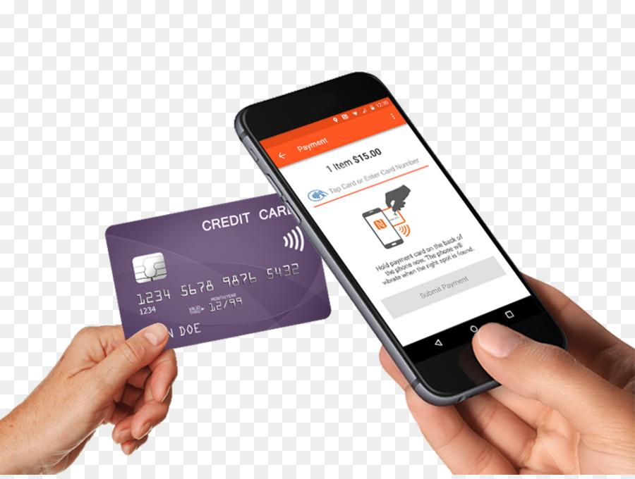 Smartphone De Paiement Sans Contact Par Carte Crdit