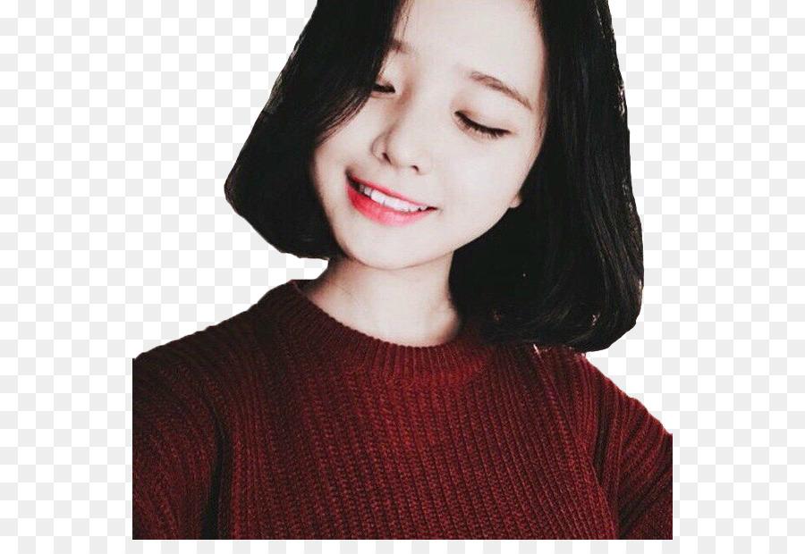 South Korea Ulzzang Hairstyle Korean Language Bob Cut Others Png