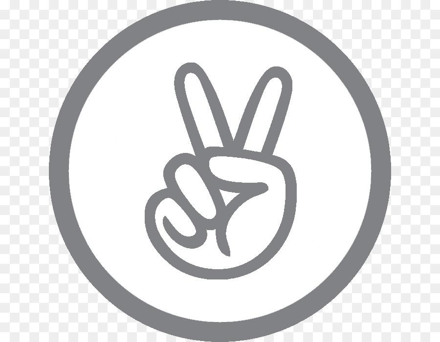 Emoji Black And White png download - 700*700 - Free