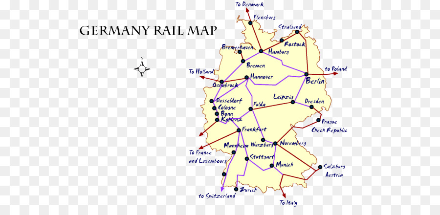 Rail transport in Germany European Night Trains Rail transport in ...