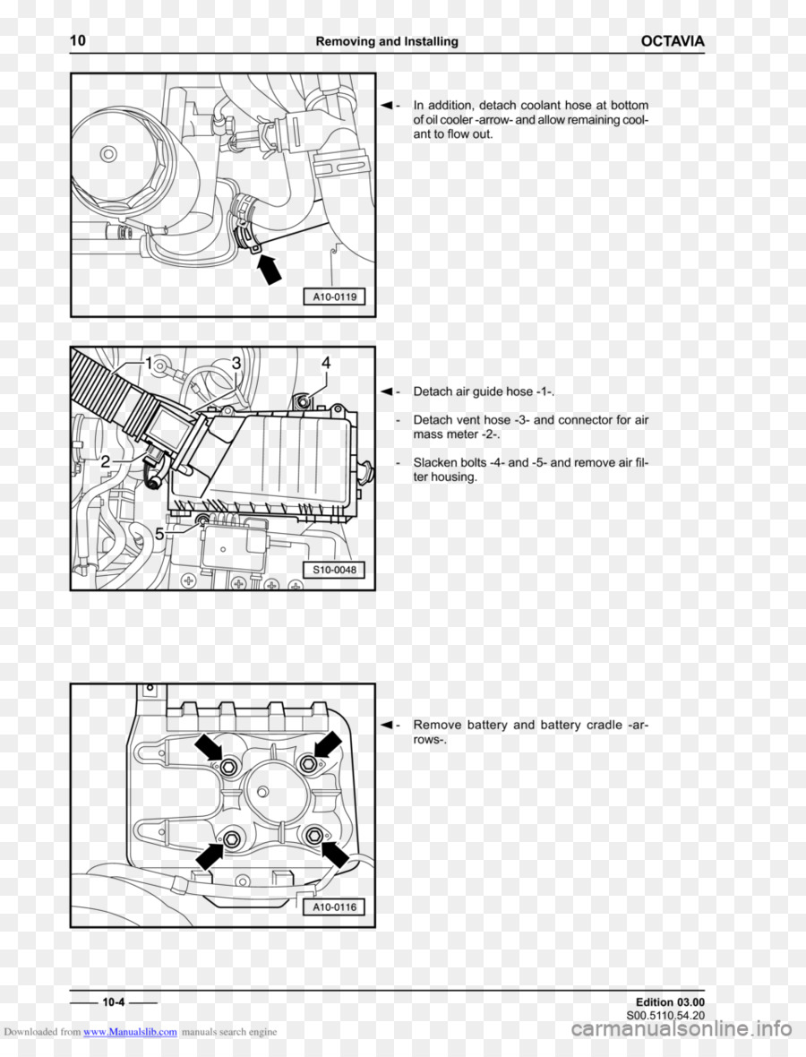 Skoda Engine Diagram Wiring Library Paper Technical Drawing Octavia