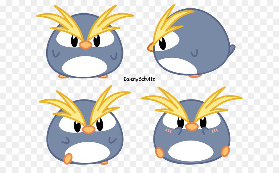 Macaroni Penguin Drawing Cartoon Clip Art Penguin Png Download