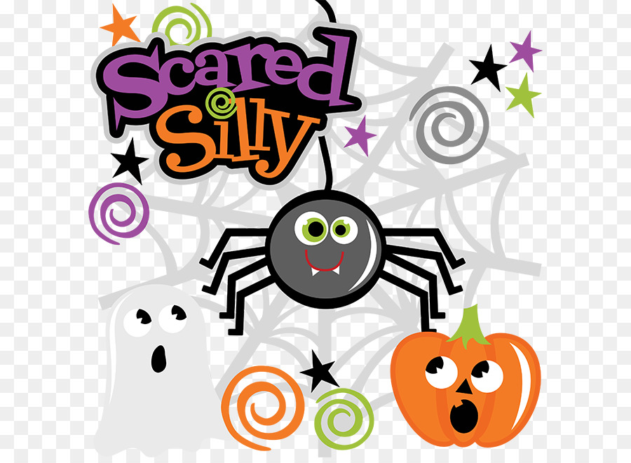 Digital Scrapbooking Cricut Clip Art Ghost Spider Png Download