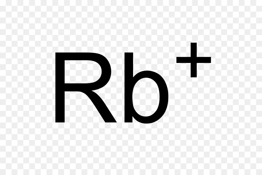 Rubidium Periodic Table Chemical Element Symbol Chemistry Symbol