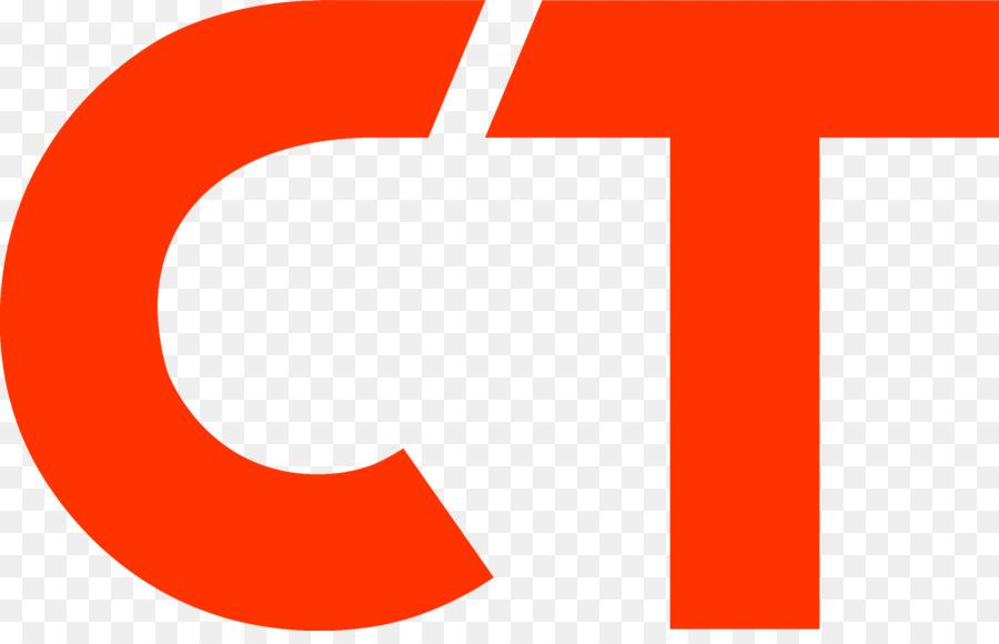 Logo Ct Television Channel Jack City Orange Lines Png Download