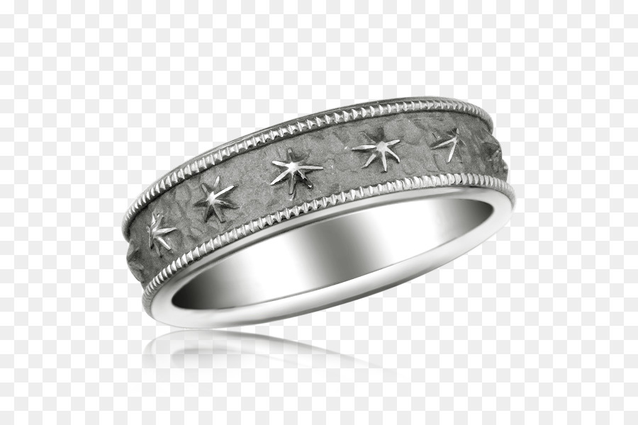 Wedding Ring Antique Silver Ring Png Download 600600 Free