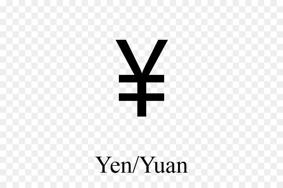 Currency Symbol Renminbi Japanese Yen Character Symbol Png