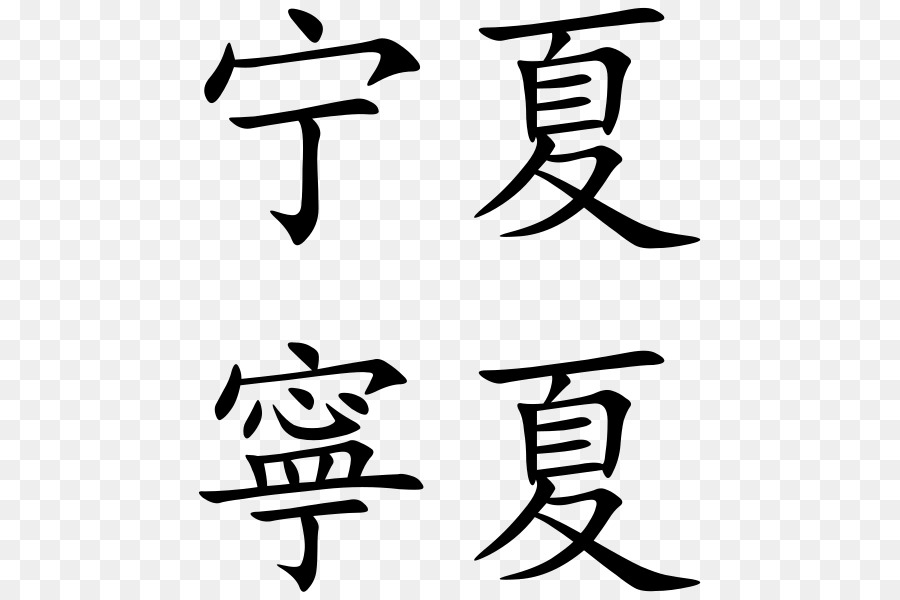 Simplified Chinese Characters Chinese Calligraphy From Pictograph