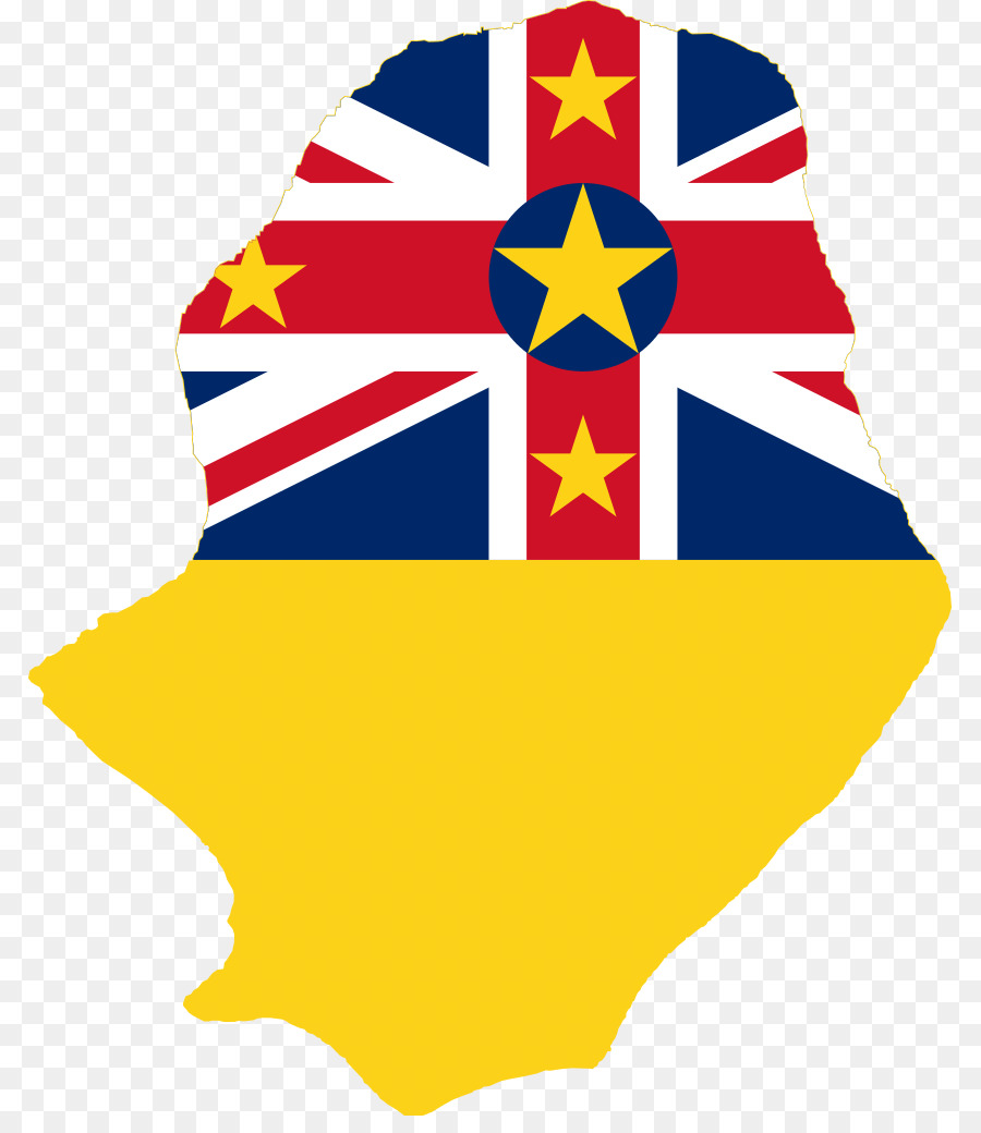 Flag of Niue New Zealand Map Union Jack - map png download - 848 ...