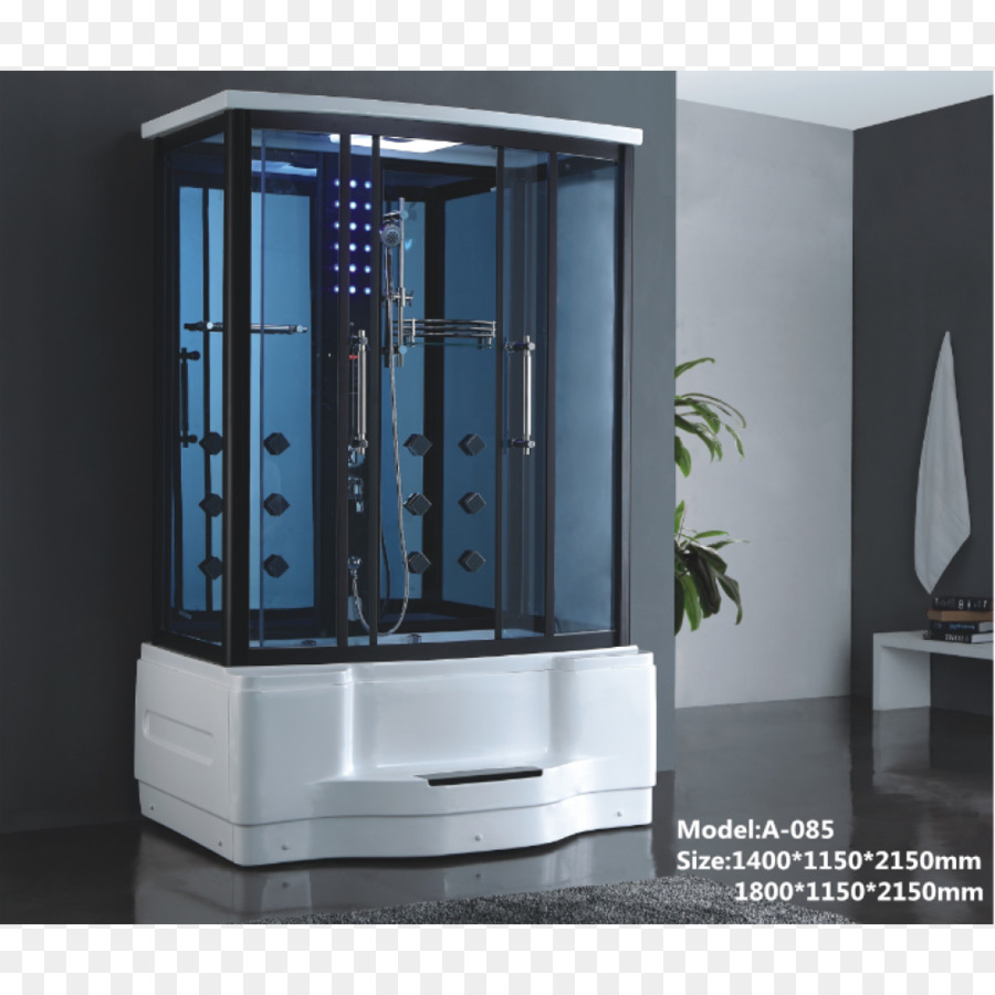 Hot tub Table Steam shower Room - Shower room png download - 1000 ...
