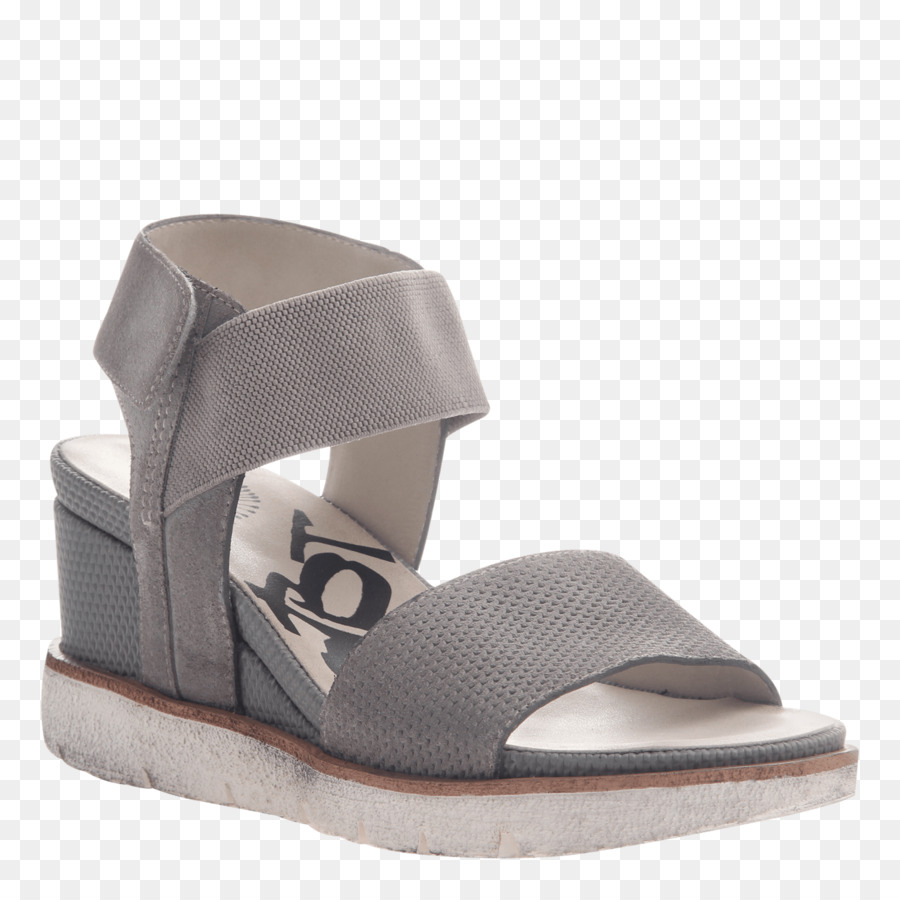 13b309fa35 Sandal Amazon.com Leather Wedge Shoe - Platform shoes png download ...