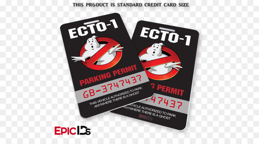 Ghostbusters Credit Card Film Ghost Hunting Austin Powers Png